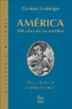 Mrnice.mx America: 500 Años De Un Nombre (Vida Y Epoca De Amerigo Vespucci) Image