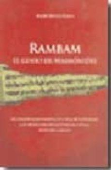 Emprende2020.es Rambam. El Genio De Maimonides: Una Interpretacion Moderna De La Guia De Los Perplejos Y Un Estudio Sobre Las Controversias Internas Del Judaismo Image