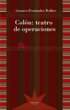 colón (ebook)-gustavo fernández walker-9789877120813