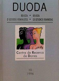 DUODA. REVISTA DE ESTUDIOS FEMINISTAS. 10/1996 - VARIOS | Triangledh.org