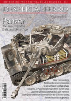 Descarga de audiolibros en francés PANZER (III) (REVISTA DESPERTA FERRO  20) ePub en español 8477730810223