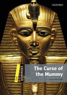 Descargas gratuitas de libros pdf DOMINOES 1 THE CURSE OF MUMMY MP3 PACK (Spanish Edition) 9780194639323