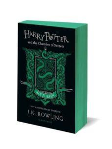 Descargador de libros para pc HARRY POTTER AND THE CHAMBER OF SECRETS - SLYTHERIN EDITION