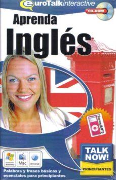 talk now! learn english (beginners) (cd-rom) (ingles)-9781843520023