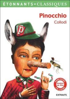 pinocchio (fra)-carlo collodi-9782081451223