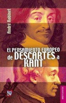 Trailab.it El Pensamiento Europeo De Descartes A Kant Image