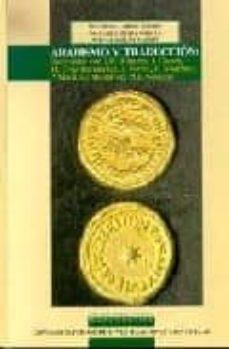 arabismo y traducción (ebook)-juan pablo arias torres-9788400089900