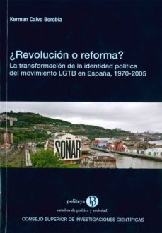 ¿revolucion o reforma?-kerman calvo borobia-9788400102623