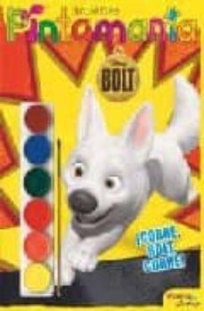 Bressoamisuradi.it Bolt: Pintamania Acuarelas: ¡Corre, Bolt, Corre! Image