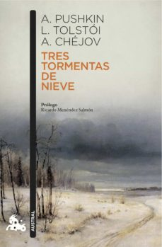 Descarga gratuita de libros electrónicos de electrónica. TRES TORMENTAS DE NIEVE 9788408153023 de ALEXANDER SERGEYEVICH PUSHKIN, LEON TOLSTOI, ANTON PAVLOVICH CHEJOV in Spanish iBook FB2