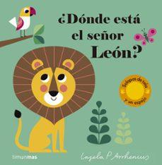 Permacultivo.es ¿Donde Esta El Señor Leon?(texturas) Image