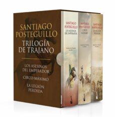 Enmarchaporlobasico.es Trilogia De Trajano (Estuche) Image