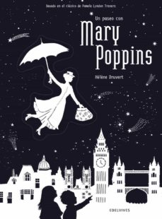 un paseo con mary poppins-helene druvert-9788414010723
