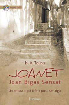 Carreracentenariometro.es Joanet. Joan Vigas Sensat (Incluye Dvd) Image