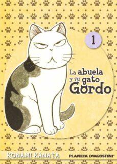 la abuela y su gato gordo nº 01-konami kanata-9788416051823