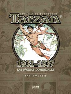 Libros gratis para descargar en computadora. TARZAN: 1931-1937: LAS PAGINAS DOMINICALES ePub en español 9788416428823