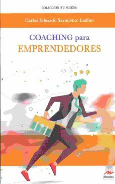 coaching para emprendedores-carlos e. sarmiento ladino-9788416775323