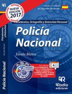 Ironbikepuglia.it Policía Nacional. Psicotécnico, Ortografía Y Entrevista Personal. 2017 Image
