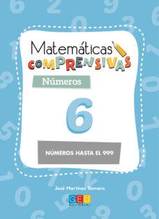 Eldeportedealbacete.es Matematicas Comprensivas Numeros 6: Numeros Hasta El 999 Image