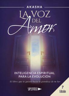 la voz del amor (ebook)-maestra akasha-9788417275723