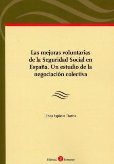 Bressoamisuradi.it Las Mejores Voluntarias De La Seguridad Social En España. Un Estudio De La Negociación Colectiva Image