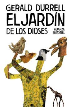 Descargando google books a la computadora EL JARDIN DE LOS DIOSES (Literatura española) iBook PDF