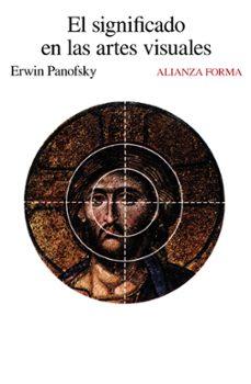 significado artes visual-erwin panofsky-9788420686523