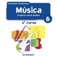 Comercioslatinos.es Musica Proyecto Andola (Cd-rom) (6º Primaria) Image