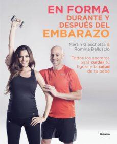 en forma durante y después del embarazo (ebook)-martin giacchetta-romina belluscio-9788425351723