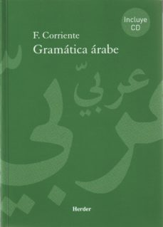gramatica arabe con cd-f. corriente-9788425424823