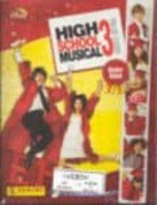 Padella.mx Blister Album +36 Sobres High School Music 3 Image