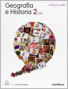 Vinisenzatrucco.it Geografia E Historia (Castilla-leon) Casa Saber 2º Eso (08) Image