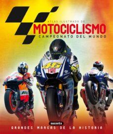 Viamistica.es Atlas Ilustrado De Motociclismo (Campeonato Del Mundo) Image