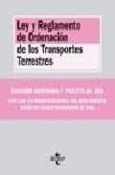 Inmaswan.es Ley Y Reglamento De Ordenacion De Los Transportes Terrestres Image