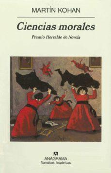 Lofficielhommes.es Ciencias Morales (Premio Herralde De Novela 2007) Image