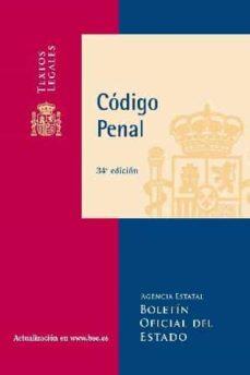 Garumclubgourmet.es Codigo Penal 34ª Ed Image