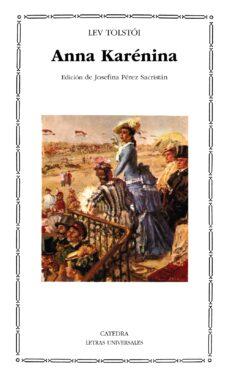 Libros para descargar ebook gratis ANNA KARENNINA (Literatura española)
