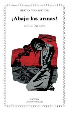 Audiolibros gratuitos en línea sin descarga ¡ABAJO LAS ARMAS! (Literatura española) de BERTHA VON SUTTNER iBook ePub
