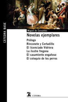 Descargas de libros de audio para iPad gratis NOVELAS EJEMPLARES (Spanish Edition) 9788437634623