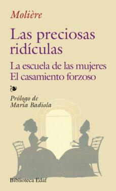 Carreracentenariometro.es Las Preciosas Ridiculas; La Escuela De Las Mujeres; El Casamiento Forzoso Image