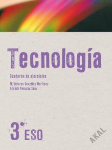 Inmaswan.es Tecnologia: Cuaderno De Ejercicios + Cd (3º Eso) Image