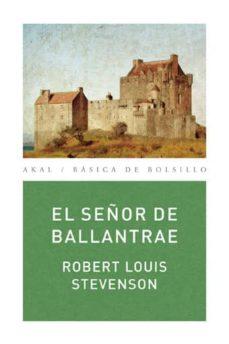 el señor de ballantrae-robert louis stevenson-9788446029823