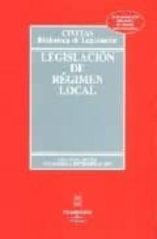 Viamistica.es Legislacion De Regimen Local (12ª Ed.) Image