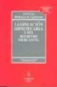 Titantitan.mx Legislacion Hipotecaria Y Del Registro Mercantil (2ª Ed.) Image