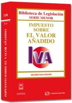 Valentifaineros20015.es Impuesto Sobre El Valor Añadido (18ª Ed) Image