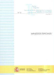 Encuentroelemadrid.es Impuestos Especiales Image