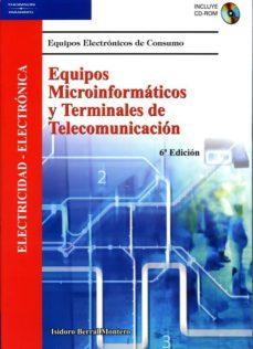 Geekmag.es Equipos Microinformaticos: Terminales De Telecomunicaciones (Guia Didactica) Image
