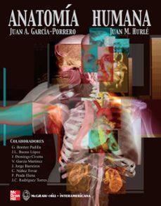 Libros de texto en inglés descargables gratis ANATOMIA HUMANA de JUAN GARCIA-PORRERO, JUAN HURLE