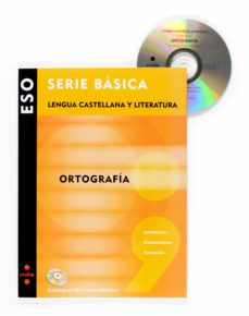 Curiouscongress.es C-serie Basica: Lengua Castellana Y Literatura: Ortografia (Inclu Ye Cd-rom) Image