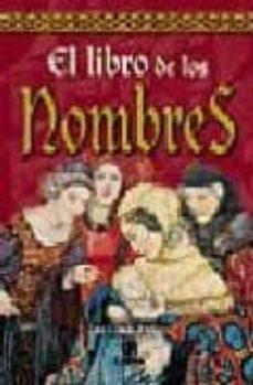 el libro de los nombres-luis tomas melgar valero-9788466203623